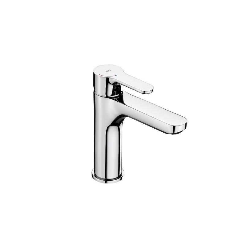 Mezclador de caño mezzo para lavabo L90 ROCA con cuerpo liso