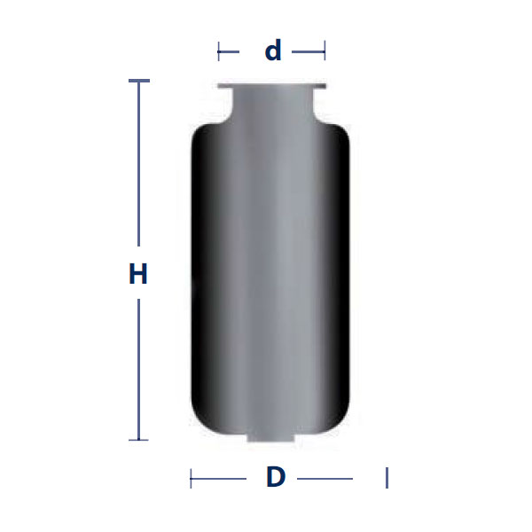 Dimensiones Membranas IBAIONDO AMR PLUS / AMR PLUS-DUO