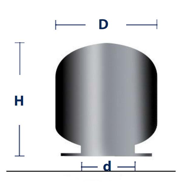 Dimensiones Membrana IBAIONDO HMR