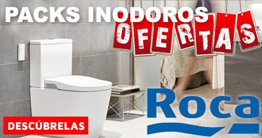Comprar Packs Inodoros Roca